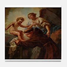 Melling - Saint Antoine - 1787 - Oil on Canvas Til