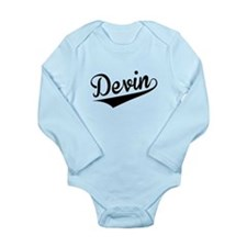 Devin, Retro, Body Suit