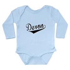 Devon, Retro, Body Suit