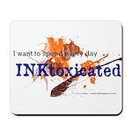 INKtoxicated logo Mousepad