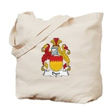 Dyer Tote Bag