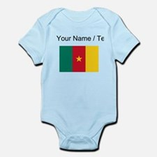 Custom Cameroon Flag Body Suit