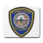 Indio Cabazon Police Mousepad
