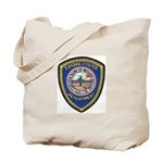 Indio Cabazon Police Tote Bag