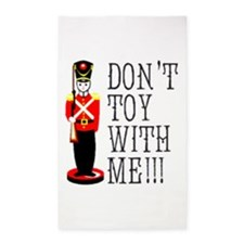 ToySoldier.png 3'x5' Area Rug