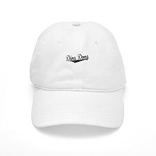 Ding Dong, Retro, Baseball Baseball Cap