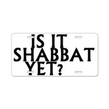 Cute Sukkot Aluminum License Plate