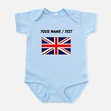 Custom Britain Flag Body Suit