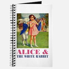 LICE & THE WHITE RABBIT Journal
