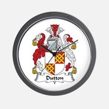 Dutton Wall Clock