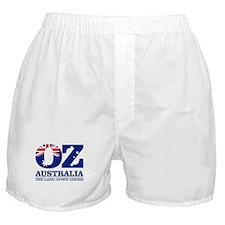 Australia (OZ) Boxer Shorts