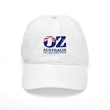 Australia (OZ) Baseball Baseball Cap