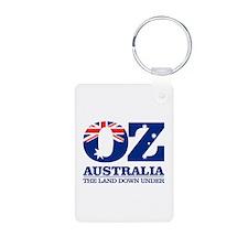 Australia (OZ) Keychains