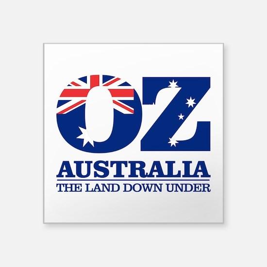 Australia (OZ) Sticker