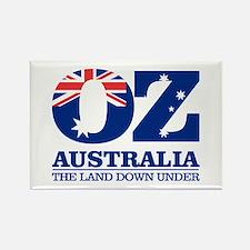 Australia (OZ) Magnets
