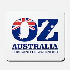 Australia (OZ) Mousepad