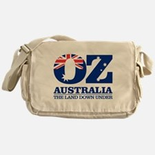 Australia (OZ) Messenger Bag