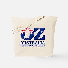 Australia (OZ) Tote Bag