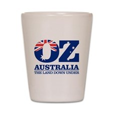 Australia (OZ) Shot Glass