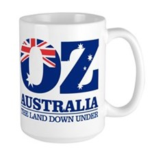 Australia (OZ) Mugs