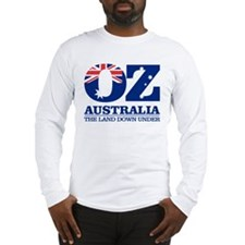 Australia (OZ) Long Sleeve T-Shirt