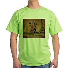 modern dance paris lovers T-Shirt