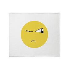 Ive Got My Eye On You Throw Blanket