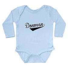Donovan, Retro, Body Suit