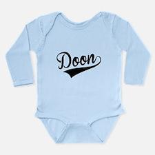 Doon, Retro, Body Suit