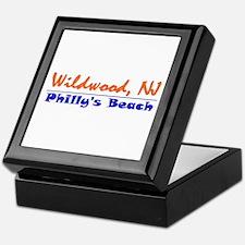 Wildwood Philly's Beach Keepsake Box