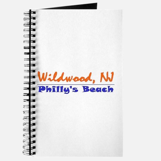 Wildwood Philly's Beach Journal