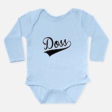 Doss, Retro, Body Suit