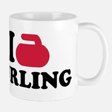 I love Curling Mug