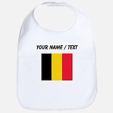 Custom Belgium Flag Bib