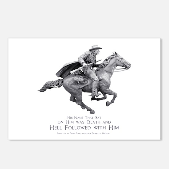 Hell Rider Postcards (Package of 8)
