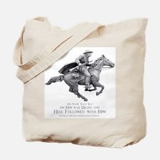Hell Rider Tote Bag