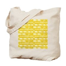 Gifts for Moms Mom Pattern Tote Bag