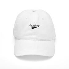 Dresden, Retro, Baseball Baseball Cap
