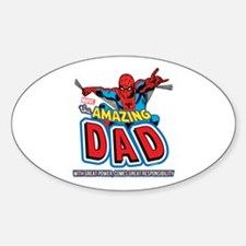 The Amazing Dad Decal