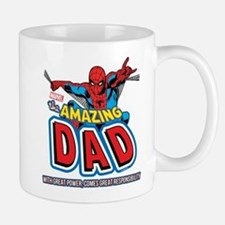 The Amazing Dad Small Small Mug