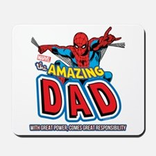 The Amazing Dad Mousepad