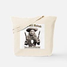 Wild Bill Hickok 01 Tote Bag
