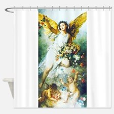 Knaus - Peace - 19th Century - Painting Shower Cur