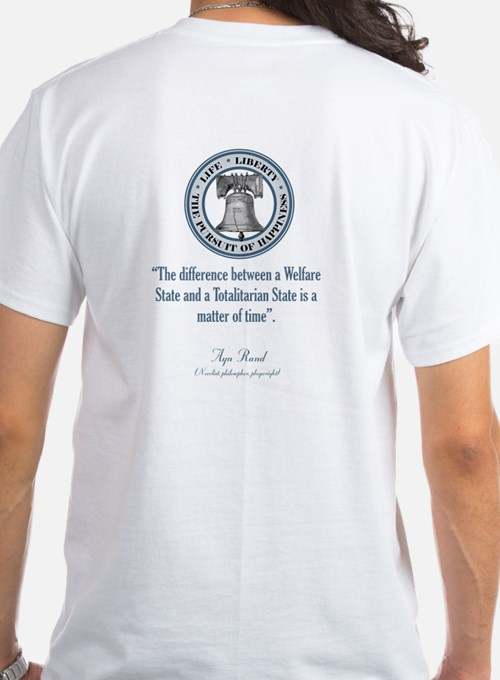 Ayn Rand Quote Shirt
