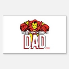 Invincible Dad Decal