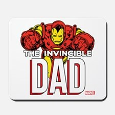 Invincible Dad Mousepad