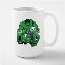 The Incredible Dad Large Mug