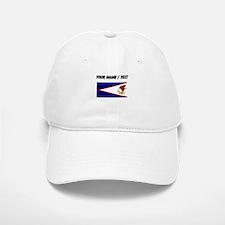 Custom American Samoa Flag Baseball Baseball Baseball Cap