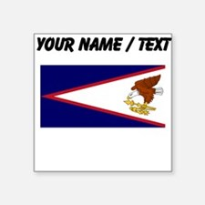 Custom American Samoa Flag Sticker