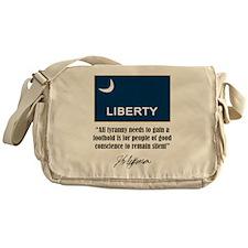 People of Conscience Messenger Bag
